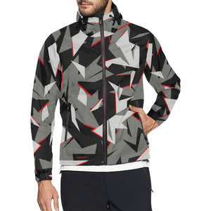 Coupe vent camouflage urbain kway camouflage k-way
