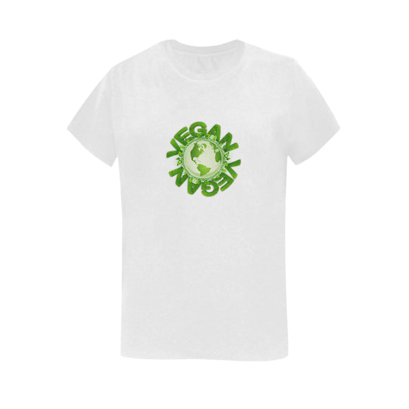 t-shirt vegan world