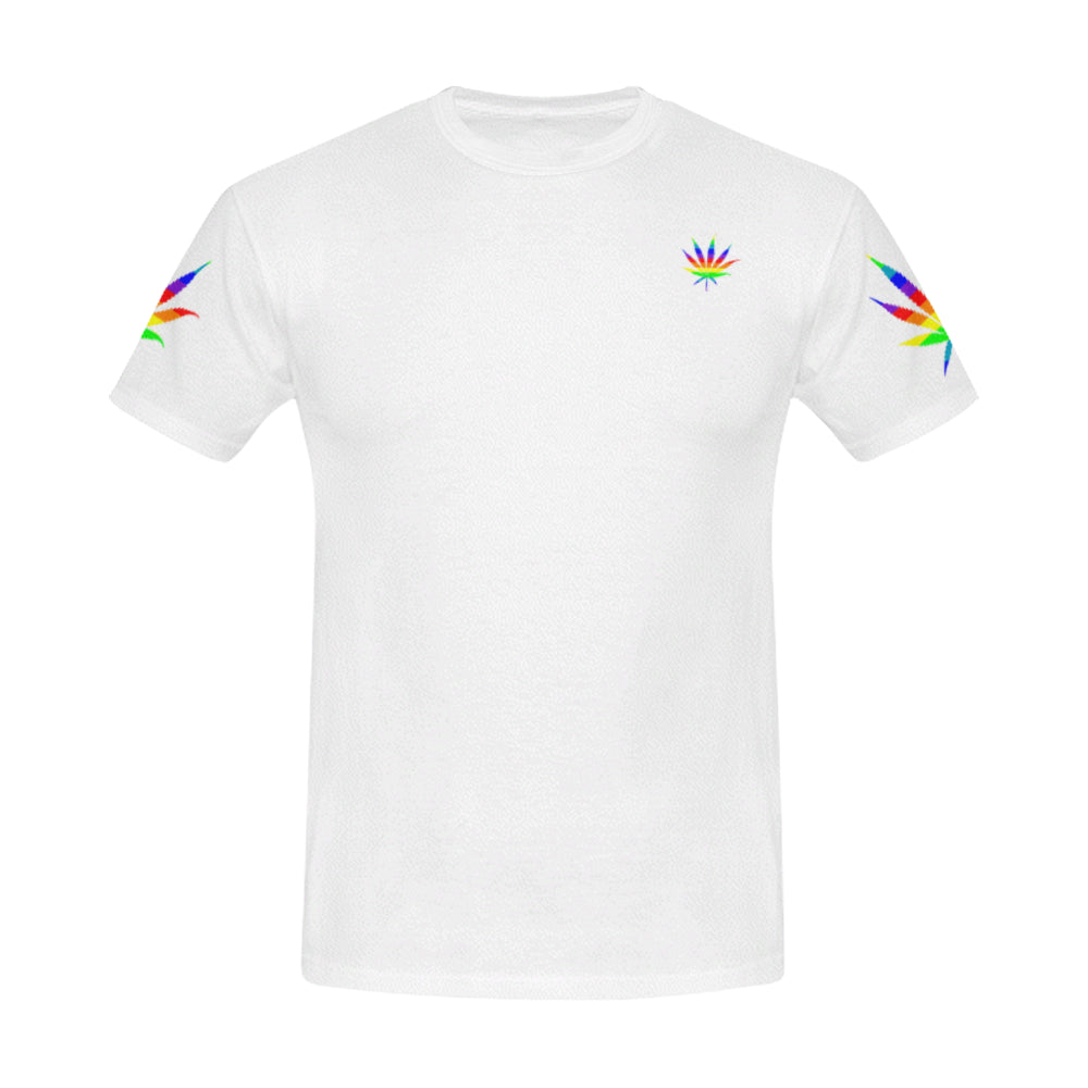 t-shirt canabis gay friendly lgbtq tshirt tee shirt canabis t-shirt feuille de cana