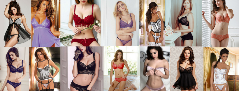 Image result for types of lingerie