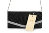 Satin Minaudiere Cover Closure Single Strap Bridal/Wedding/ Evening Party Clutch Purse