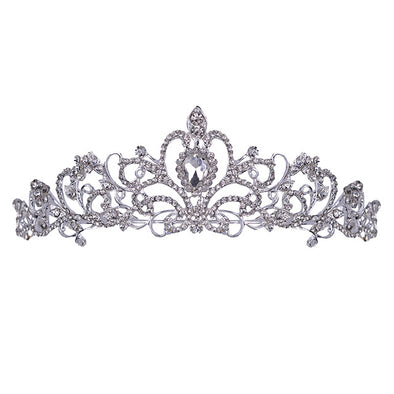 Tiaras and Crowns Wedding Hair Accessories Tiara Bridal Crown Wedding Tiaras for Brides Hair Ornaments