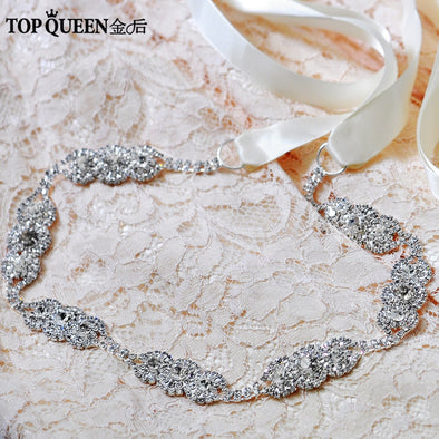 rhinestone Wedding Belts sash designer Bridal belts