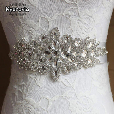 Wedding Dress Belt Bridal