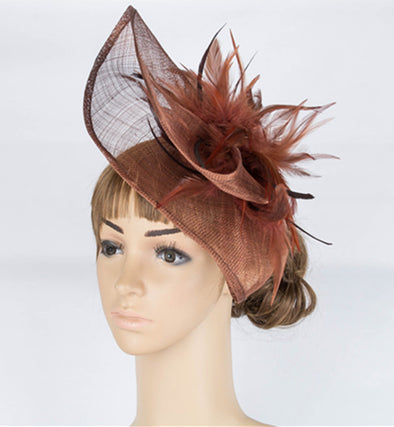 wedding sinamay millinery headwear party headpiece wedding hats