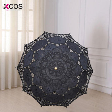 Bridal Wedding Handmade Embroidered Umbrella