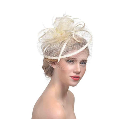 Ladies Royal Fascinators Wedding Hat