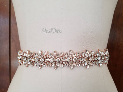Wedding Dress Belt Bridal Belt