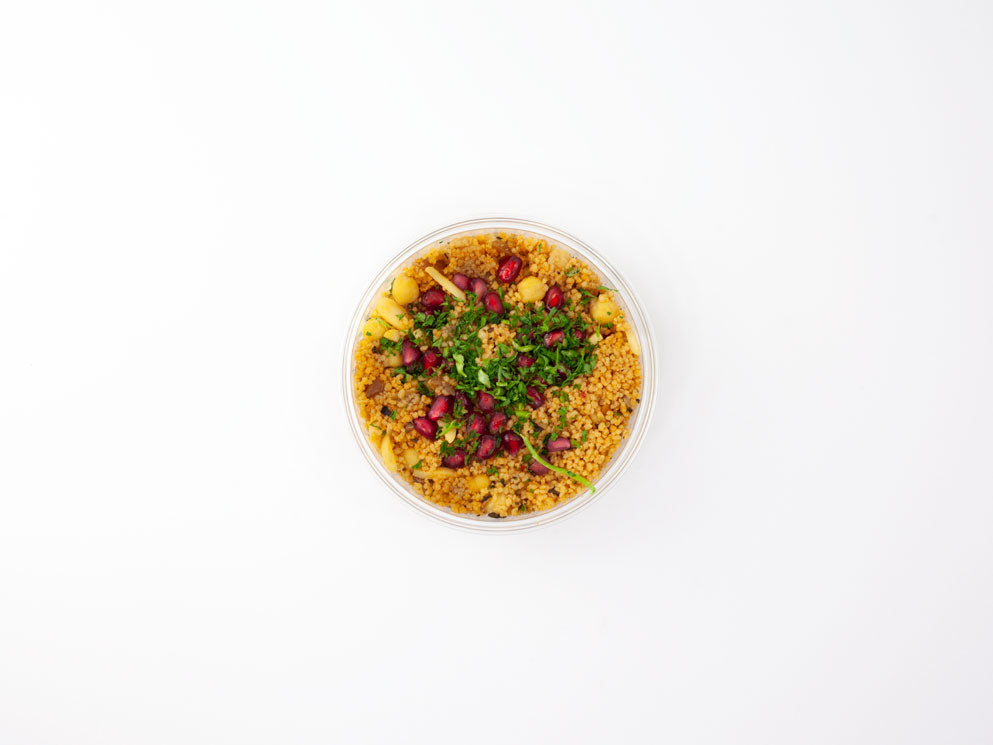 Earlybird Food | Couscous Salat