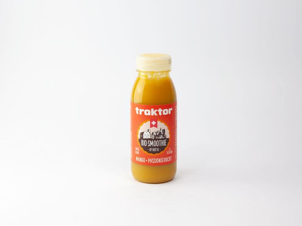 Earlybird Food AG | Smoothie Mango Passionsfrucht