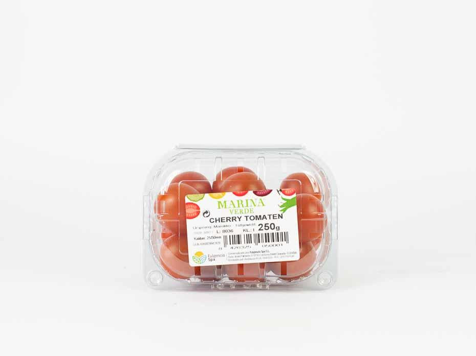 Earlybird Food AG | Tomaten Cherry 1 Schale à 250g