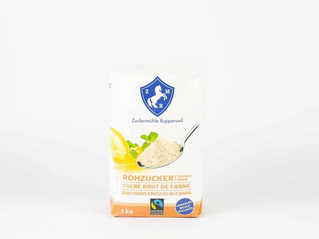 Earlybird Food AG | Max Havelaar Rohzucker, 1 kg