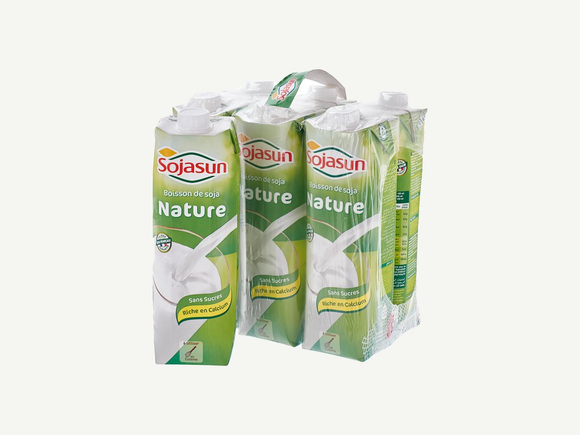 Earlybird Food AG | Soya Drink nature 1L