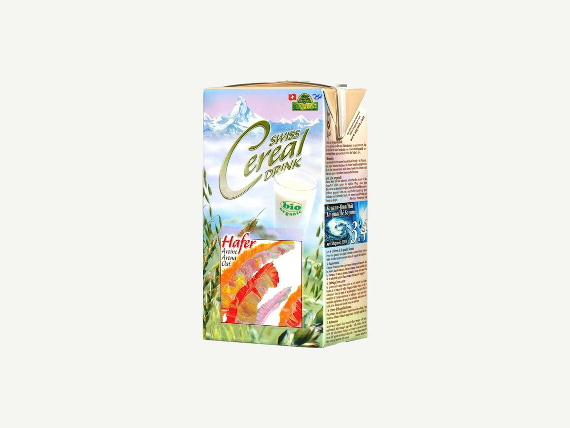Earlybird Food AG | Swiss Cereal - Drink Hafer Bio 1L