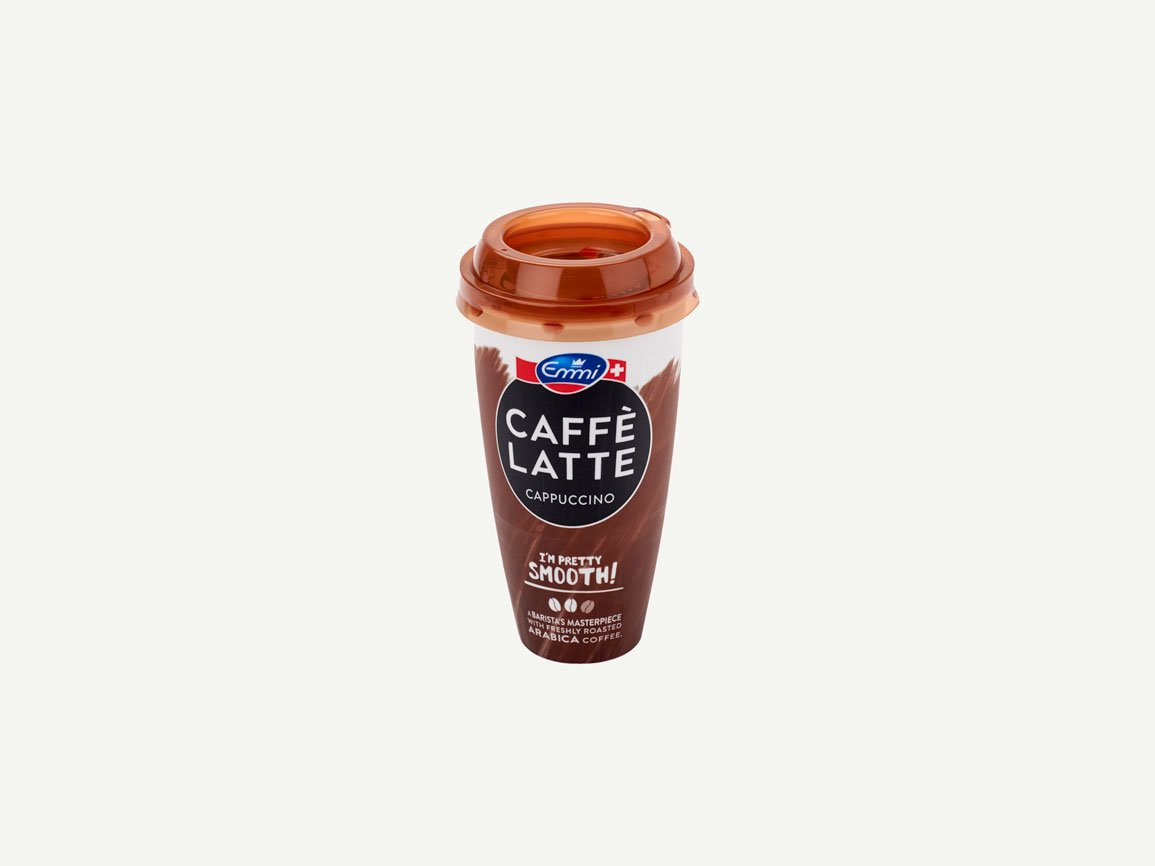 Earlybird Food AG | Caffe Latte Cappuccino 230ml
