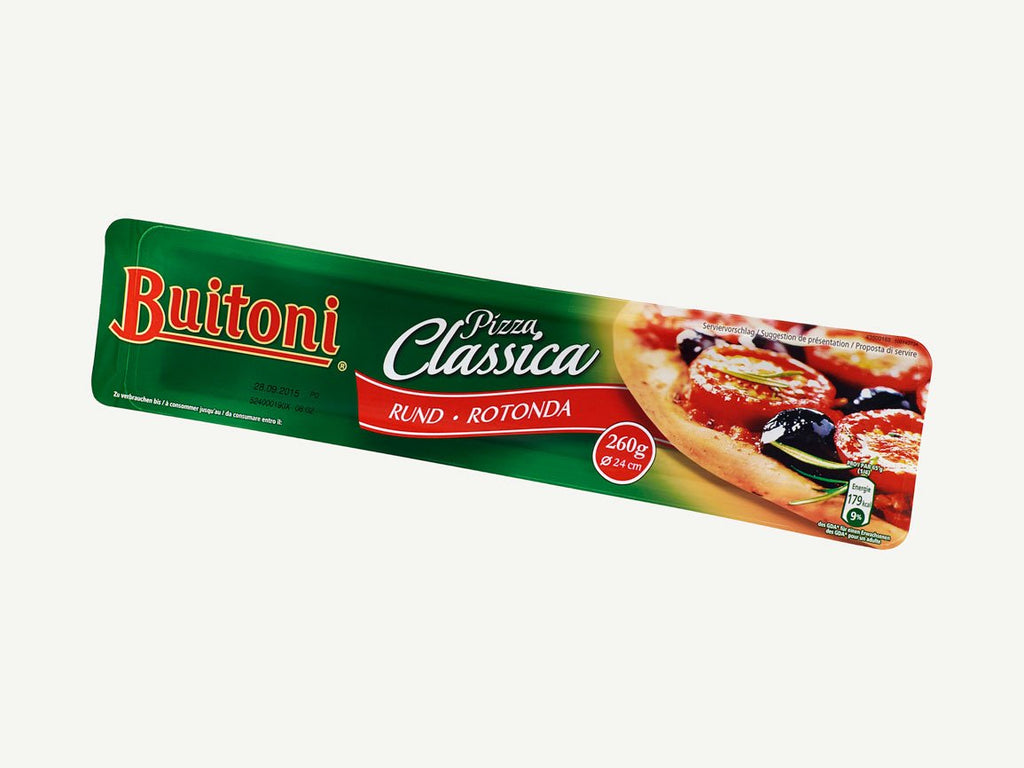 Earlybird Food AG | Pizzateig rund 260g Buitoni