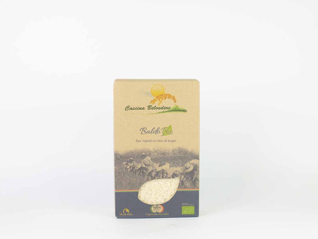 Earlybird Food AG | BIO Reis Risotto Baldo 1 kg