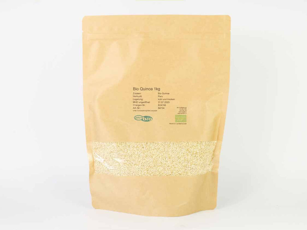 Earlybird Food AG | BIO Quinoa weiss 1 kg