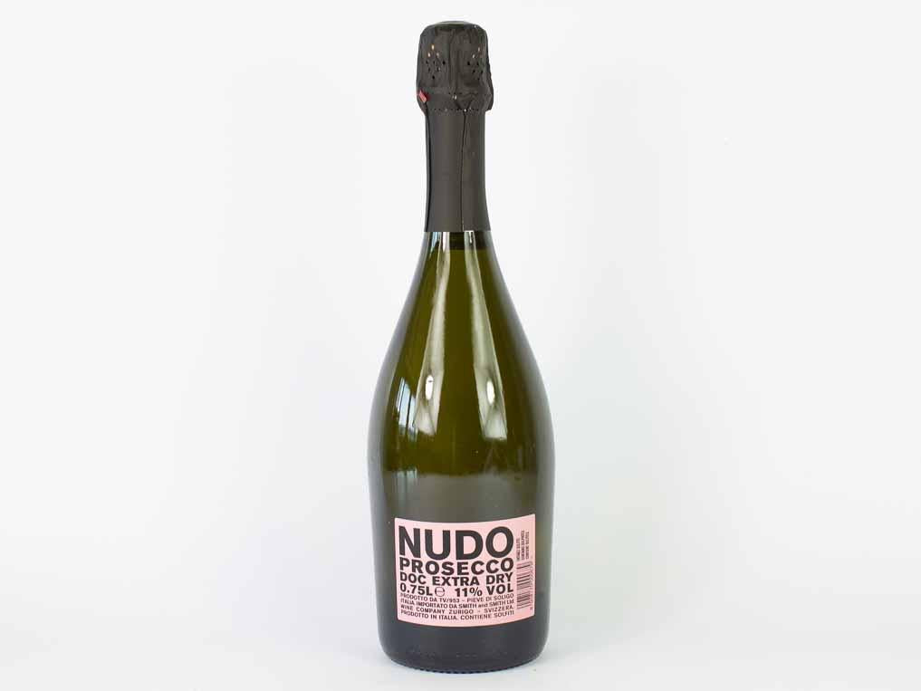 Earlybird Food AG | Prosecco NUDO Extra Dry 0.75 Liter