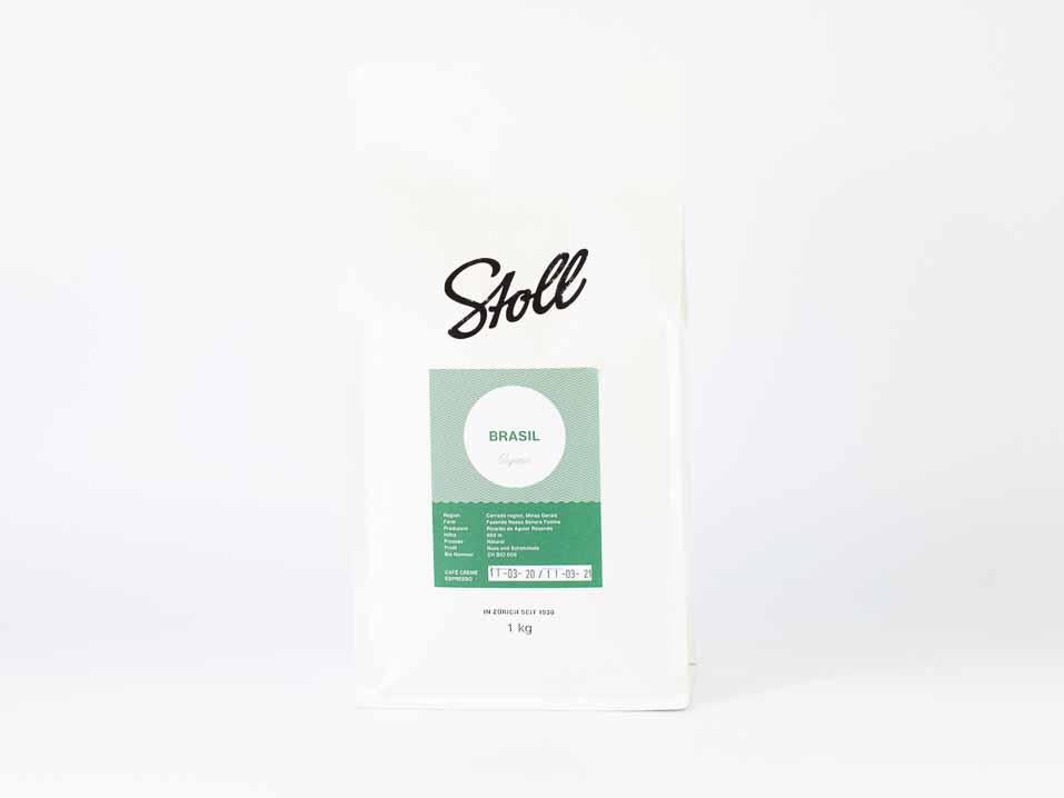 Earlybird Food AG | Kaffee Stoll Brasil 1 kg