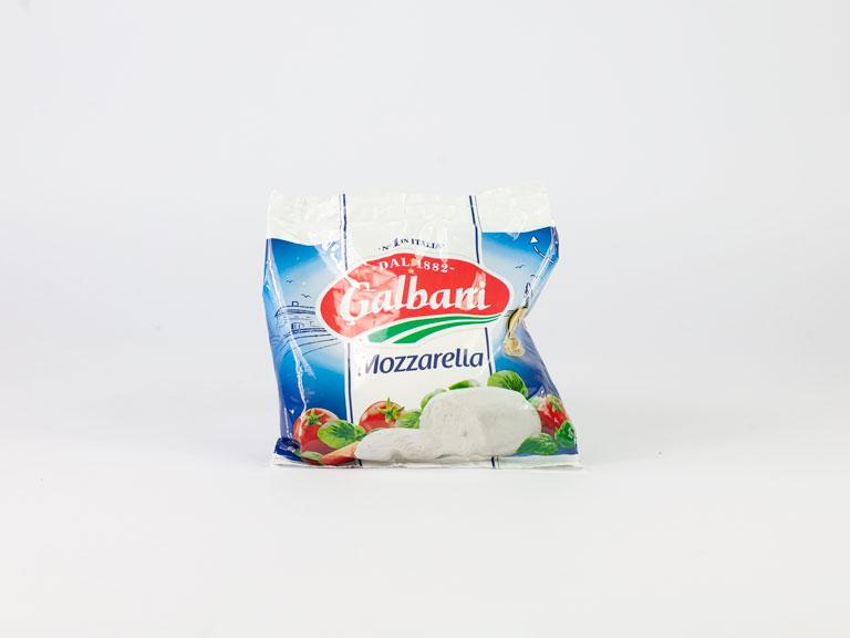 Earlybird Food AG | Mozzarella Galbani 125g