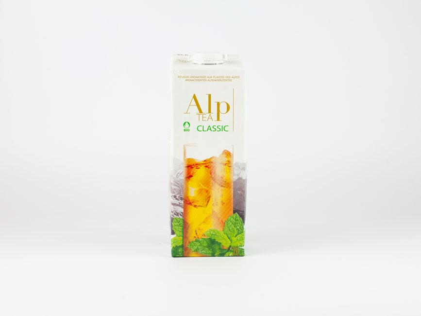 Earlybird Food AG | Bio Alp Tea Classic 1 L Tetra Pack