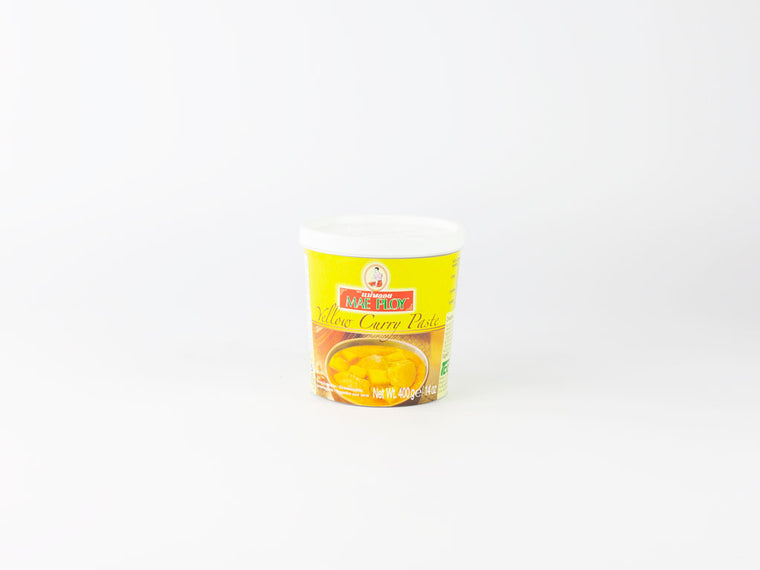 Gelbe Curry Paste 400g