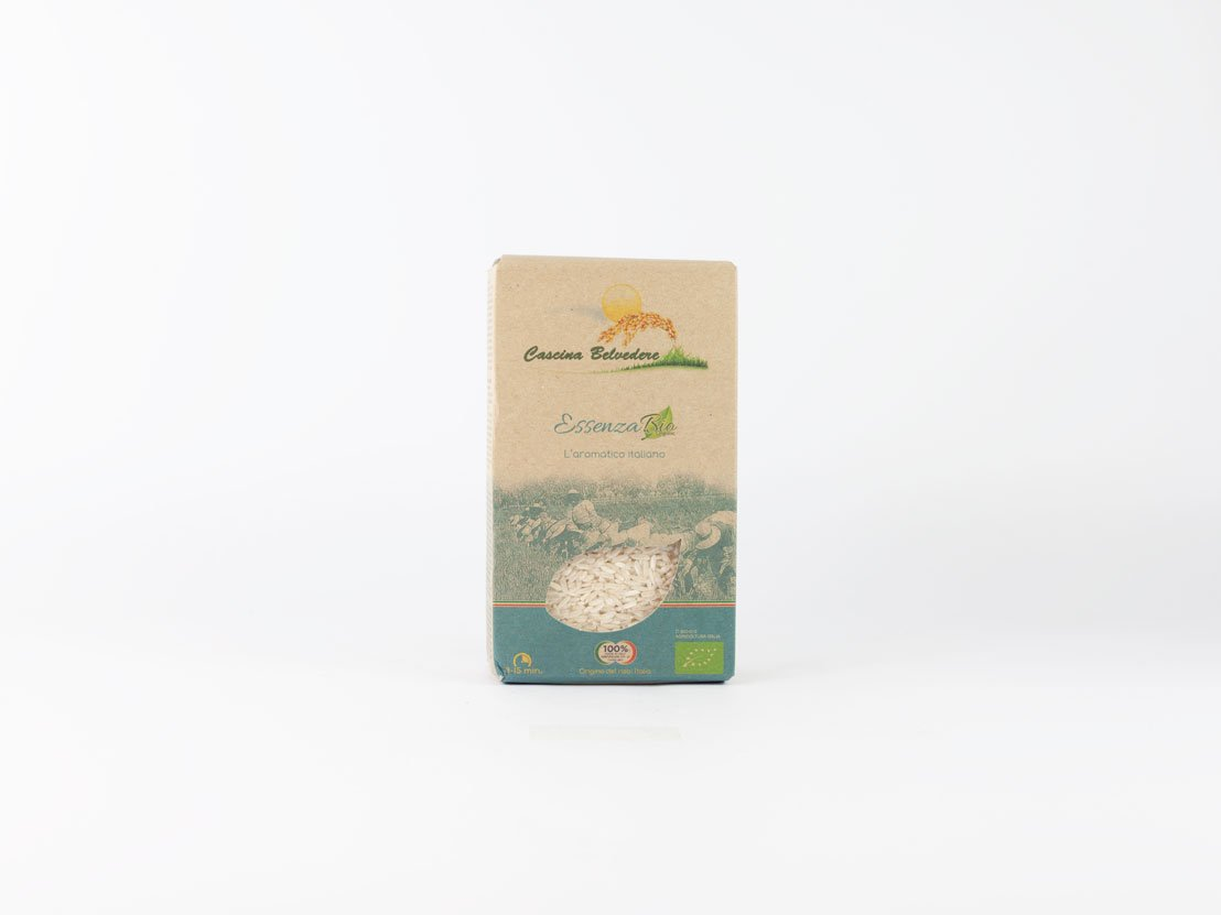Earlybird Food AG | BIO Reis Essenza, vakuumiert  500 g