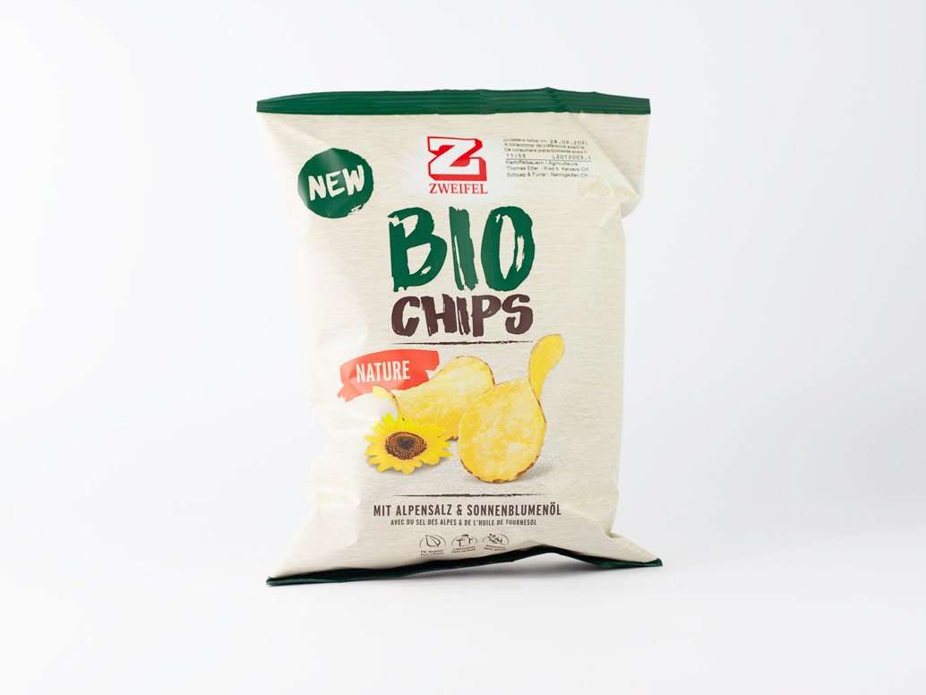 Earlybird Food AG | Bio Chips Nature 110g
