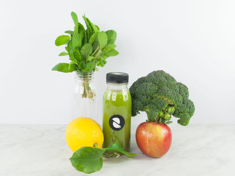 Cold Pressed Juice Oriente