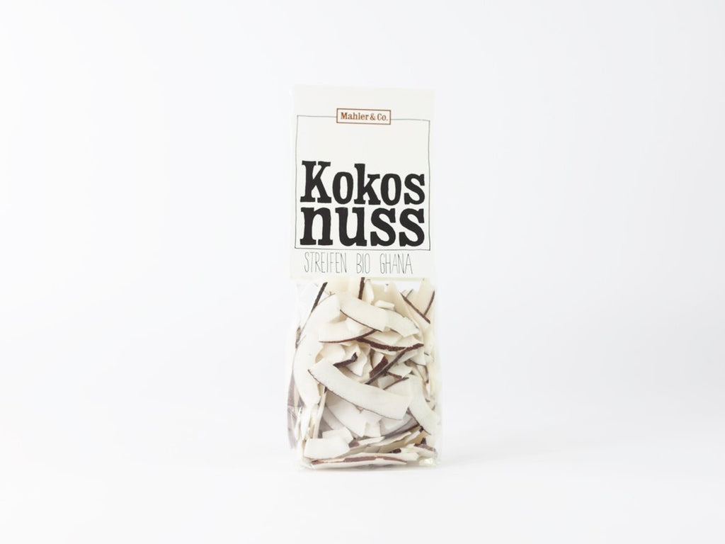 Earlybird Food AG | BIO Kokosnuss Streifen 120g