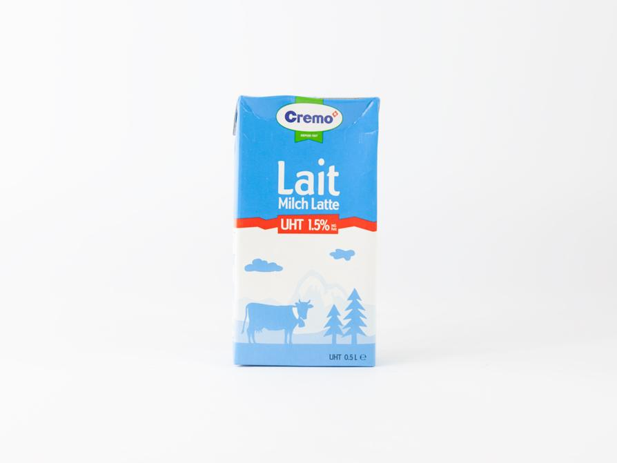 Earlybird Food AG | Milchdrink UHT 0.5 L