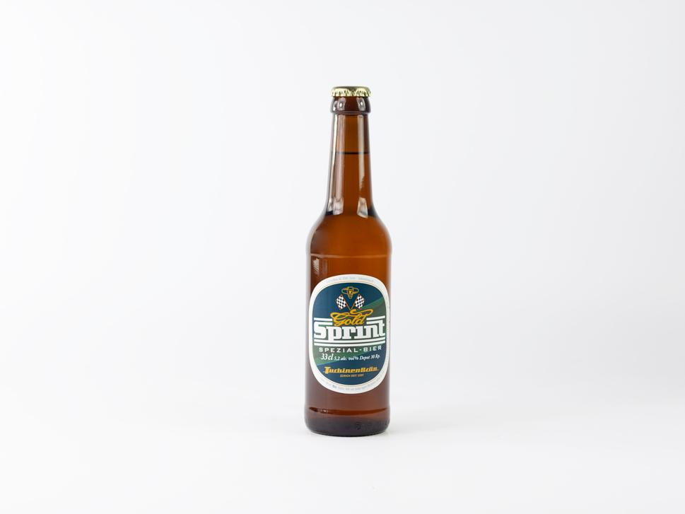 Earlybird Food AG | Turbinenbräu Gold Sprint 5.2%