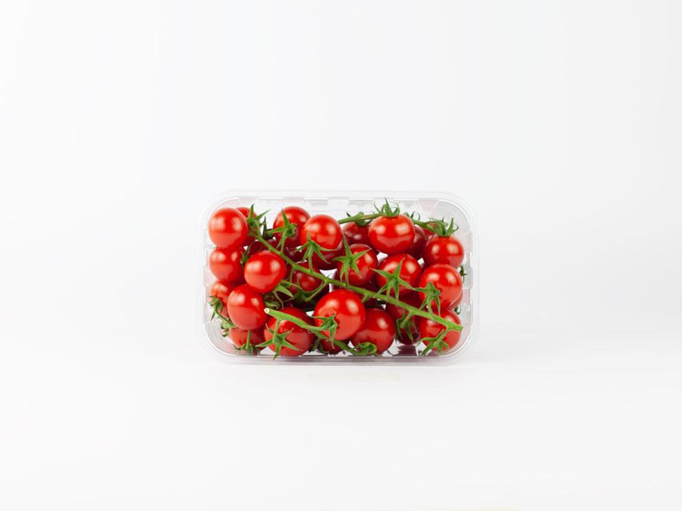 Earlybird Food AG | Tomaten Cherry-Rispen 500g