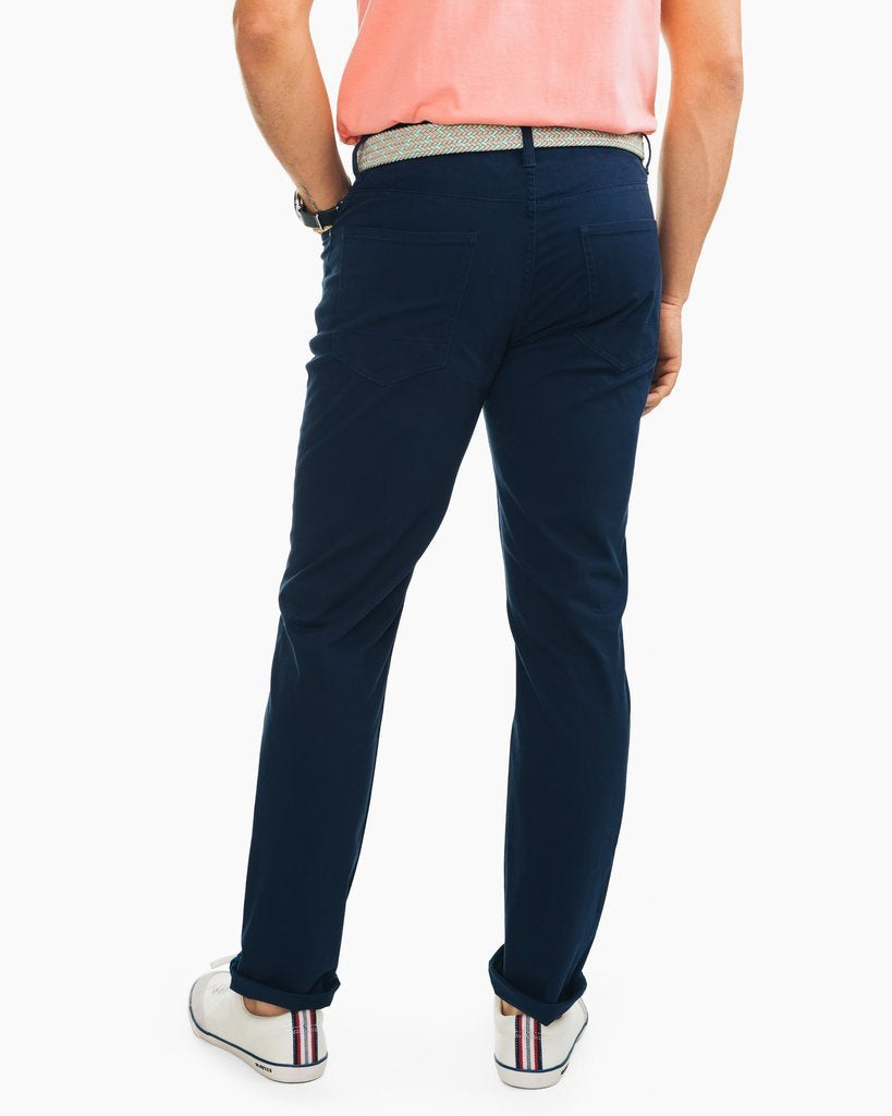 Southern Tide Harbor Pant True Navy
