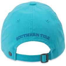 Southern Tide Mini Skipjack Hat Turquoise