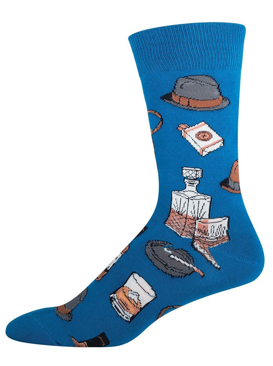 Men's Vintage Fellow Socks by Sock Smith from THE LUCKY KNOT