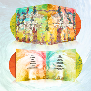 Liquid Stranger 'Weird & Wonderful' Double Vinyl LP - Limited Edition Autographed and Hand Numbered