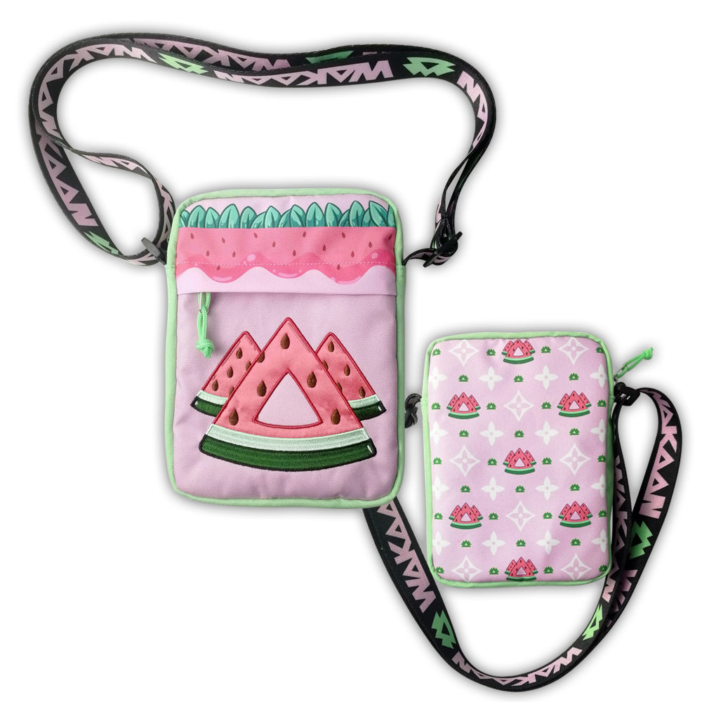 OPEN ORDER: WAKAAN X Basseggs Watermelon Shoulder Bag