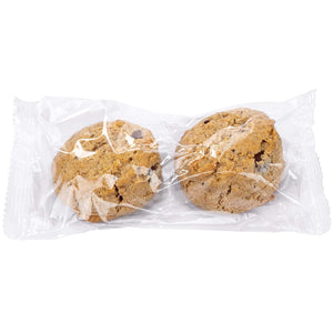 MilkBliss Soft Baked Lactation Cookies for Breastfeeding, All Natural and GMO Free Lactation Boosting Ingredients! Oats, Flaxseed, Brewers Yeast. 12 Count. (Chocolate, Maple)