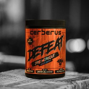 DEFEAT Pre-Workout