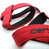 Dual-Ply Cotton Lifting Straps/To-lags løftereimer i bomull