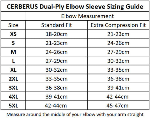Dual-Ply Elbow Sleeves (Pair)/ To-lags albuevarmere (par)