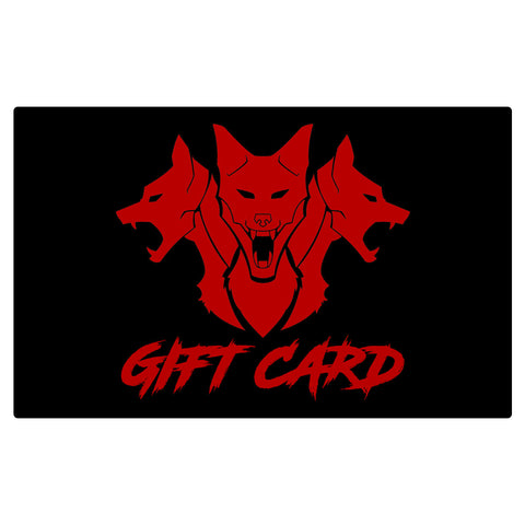 CERBERUS Norge Gift Card
