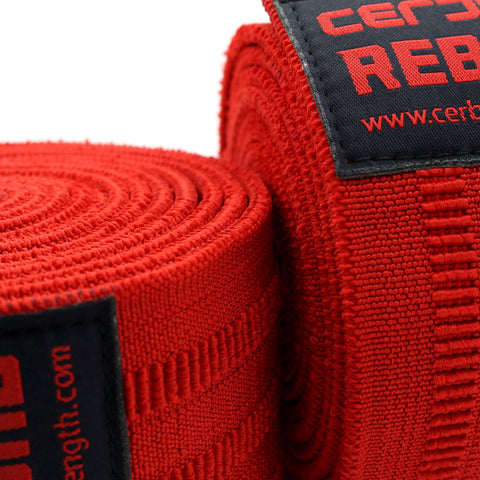 Image of REBOUND Knee Wraps/REBOUND knebind
