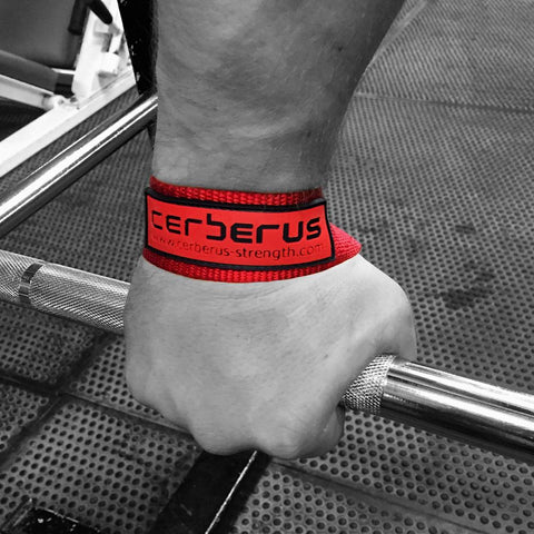 Elite Lifting Straps/Elite løftereimer