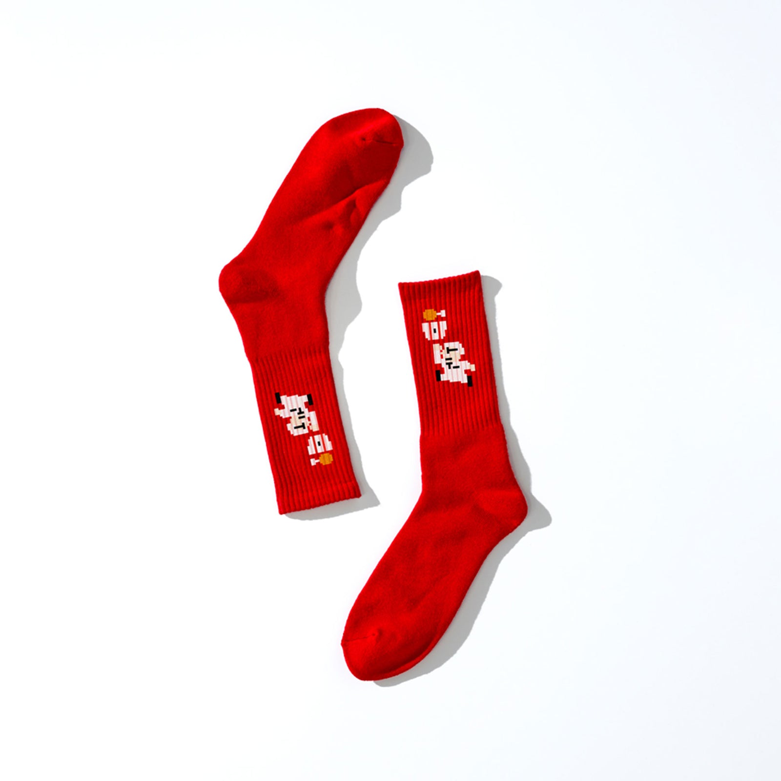 8 bit Colonel Socks