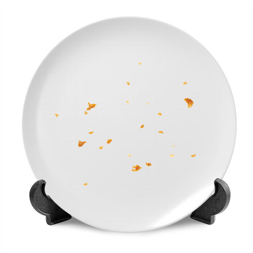 Kentucky Fried Crumbs Commemorative Plate