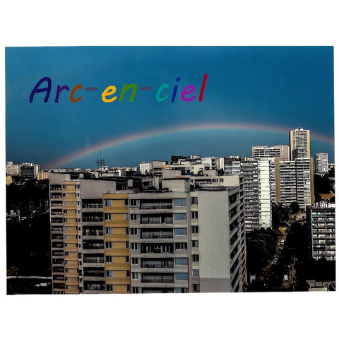 PHOTO ARC EN CIEL