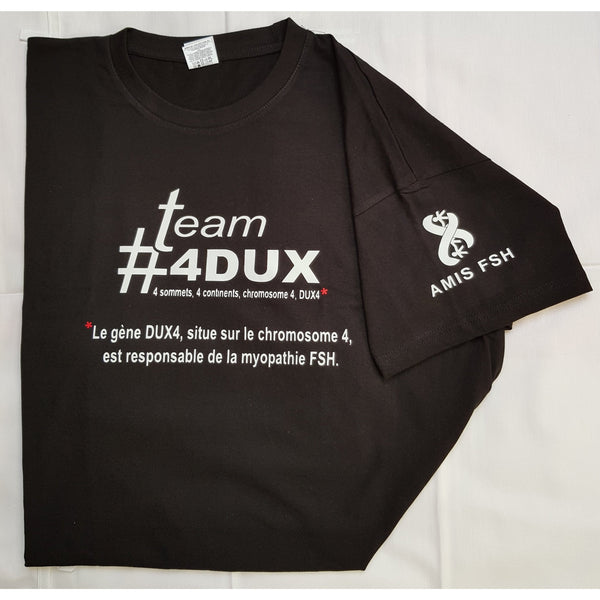 Le T-shirt COLLECTOR #team4DUX